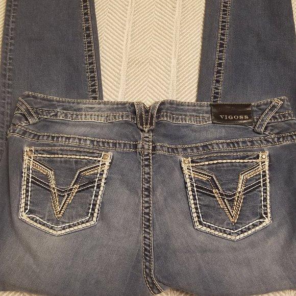 VIGOSS The Chelsea Skinny Jeans Size 20 Length 31